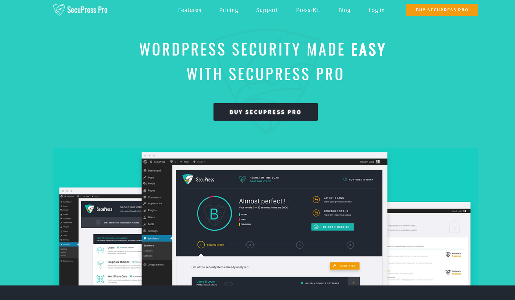 Protect Your WordPress Website With These Security Plugins